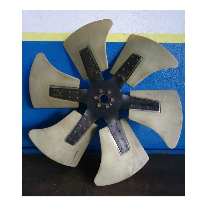 Ventilador Komatsu 600-635-7850 para PC340-6 · (SKU: 755)