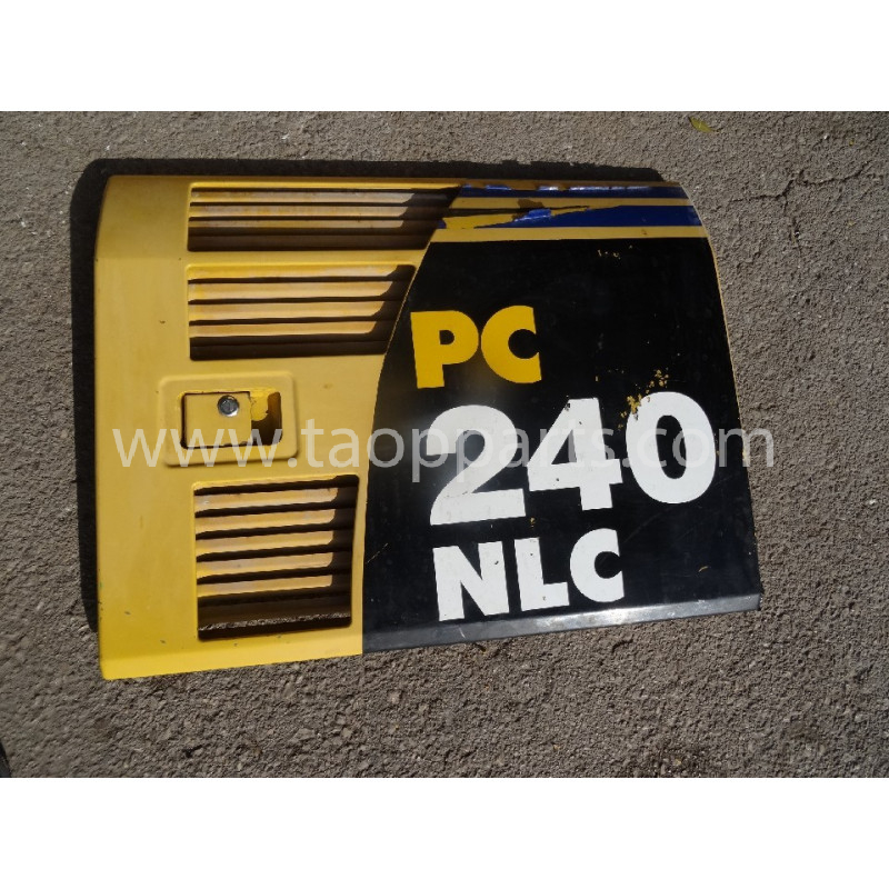 Komatsu Door 206-54-21281 for PC240NLC-8 · (SKU: 53582)