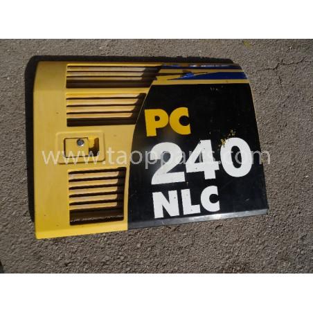 Komatsu Door 206-54-21281 for PC240NLC-8 · (SKU: 53582)