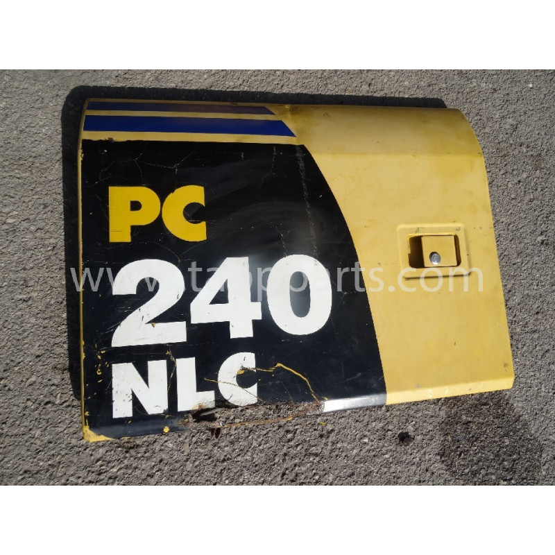 Komatsu Door 206-54-21711 for PC240NLC-8 · (SKU: 53584)