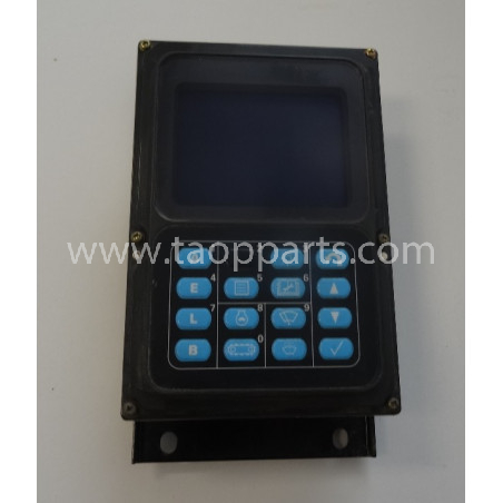 Komatsu Monitor 7835-12-1013 for PC240LC-7K · (SKU: 53654)