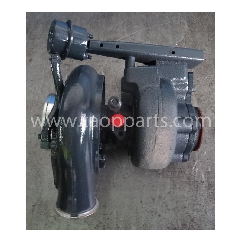 Turbocompresor usado Komatsu 6754-82-8110 para WA380-6 · (SKU: 53745)