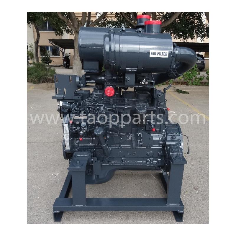 Silnik Komatsu SAA6D102E-2 dla modelu maszyny WA320-5