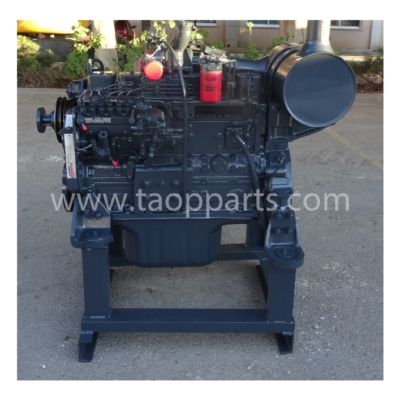 Komatsu Engine SAA6D102E-2 for PC240LC-7K · (SKU: 53312)