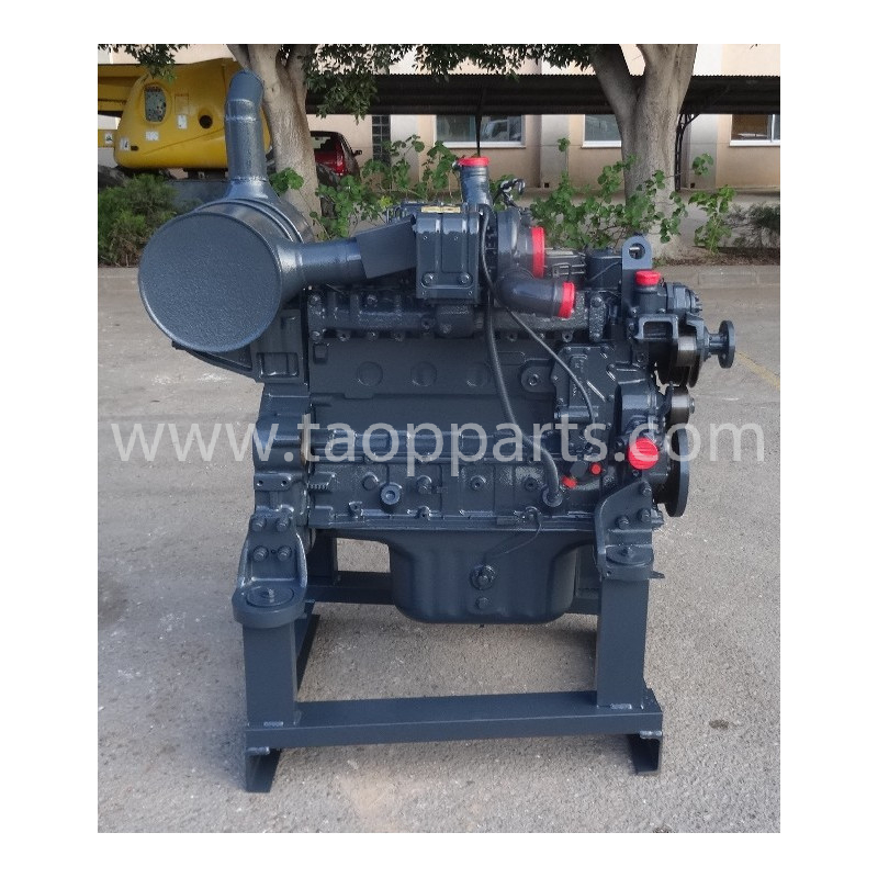 Komatsu Engine SAA6D102E-2 for PC210LC-7K · (SKU: 51103)