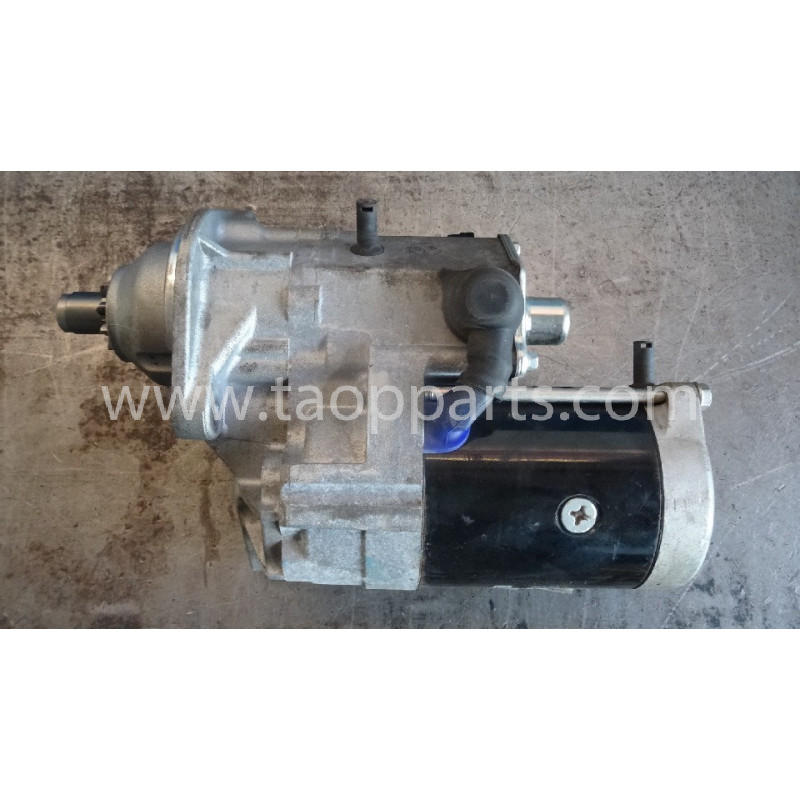 Komatsu Electric motor 600-863-5110 for PC240LC-7K · (SKU: 53802)