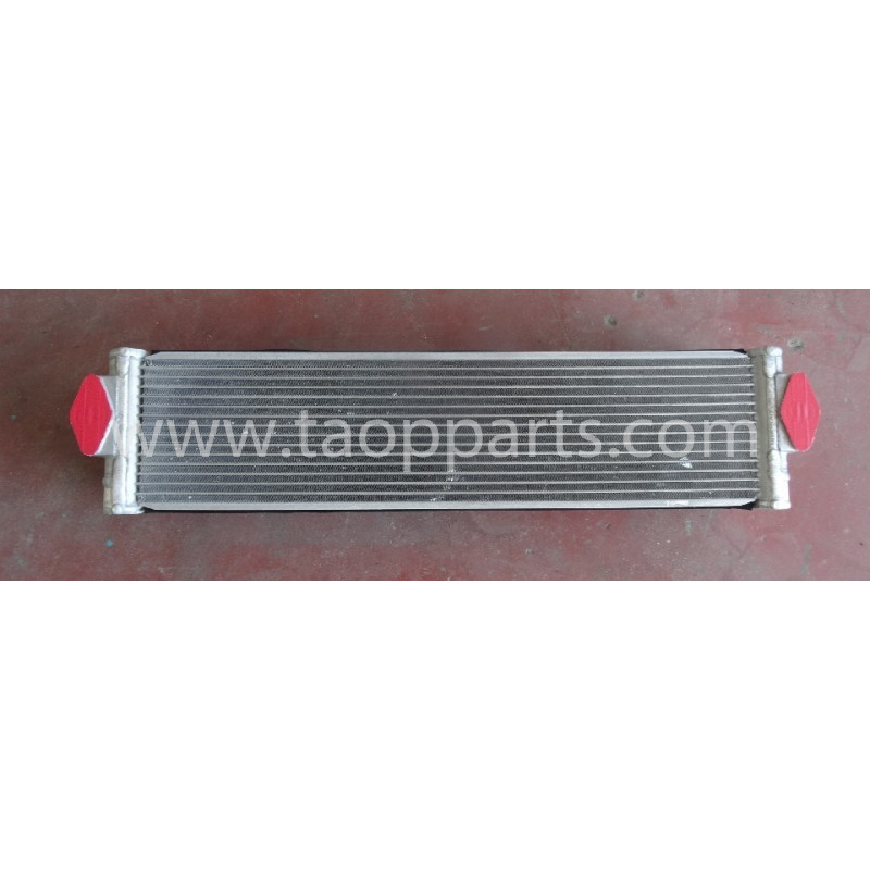 refrigerador óleo hidráulico Komatsu 419-03-31521 WA320-5 · (SKU: 53833)