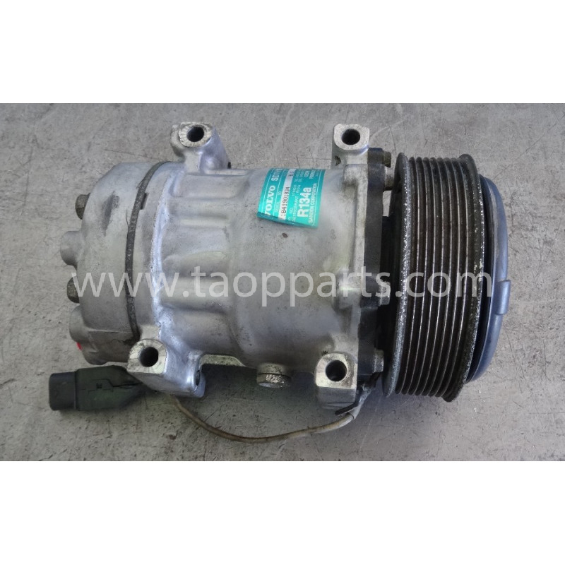 Volvo Compressor 11104251 for L150E · (SKU: 53849)