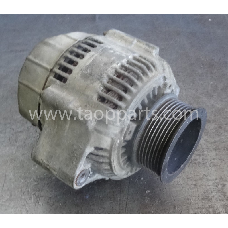 Komatsu Alternator 600-861-6410 for PC240LC-7K · (SKU: 53852)