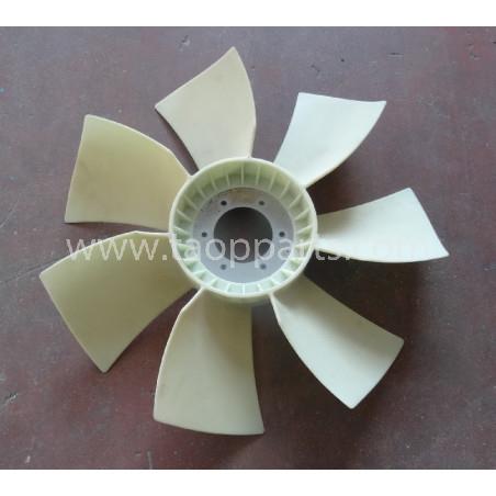 Ventilador Komatsu 419-03-33211 para WA320-5 · (SKU: 50491)
