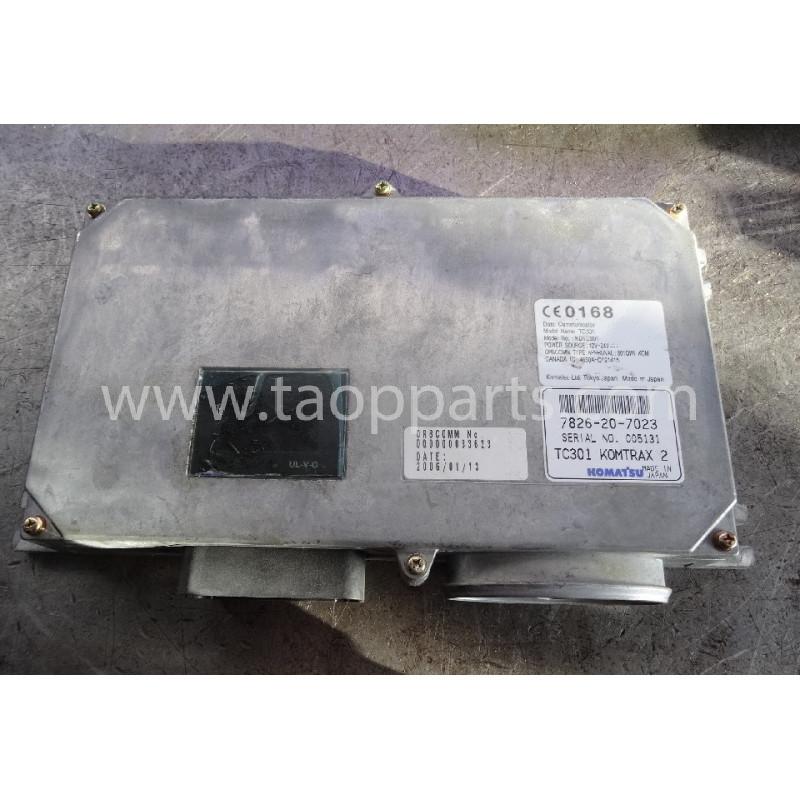 Komatsu Controller 7826-20-7023 for PC450LC-7EO · (SKU: 53921)