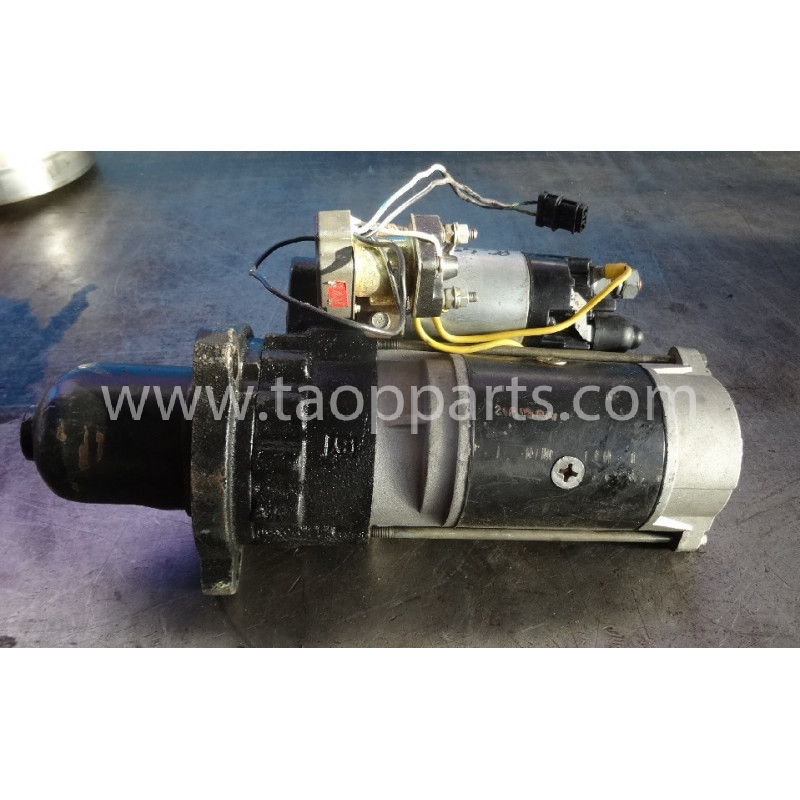 Motor de arranque Komatsu 600-813-9322 para PC450LC-7EO · (SKU: 53931)