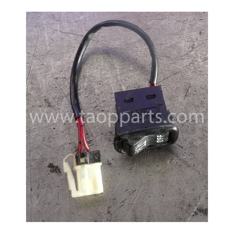 Interruptor Komatsu 22U-06-22310 para PC450LC-7EO · (SKU: 53955)
