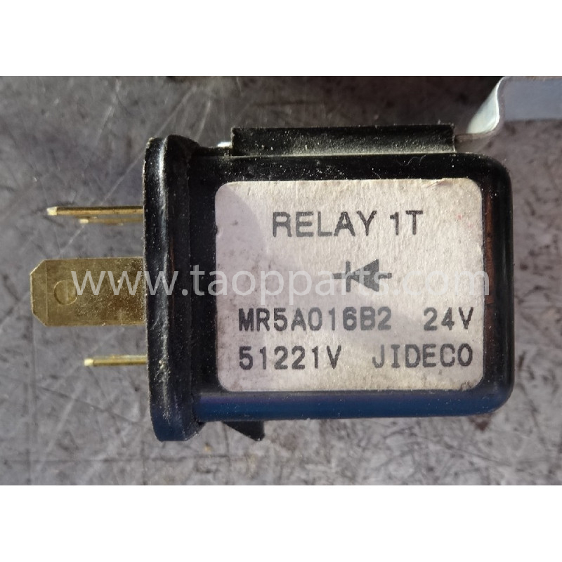 Komatsu Relay 569-06-61960 for PC450LC-7EO · (SKU: 53958)