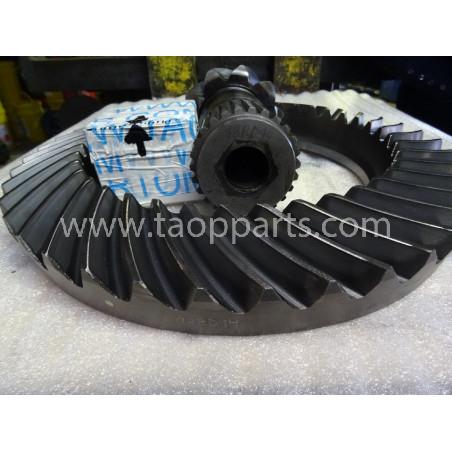 Komatsu Pinion and gear 424-22-31200 for WA470-5 · (SKU: 54031)