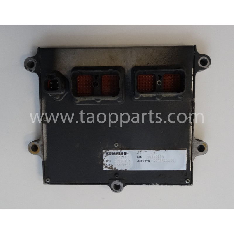 Komatsu Controller 600-461-1100 for PC450LC-7EO · (SKU: 54037)