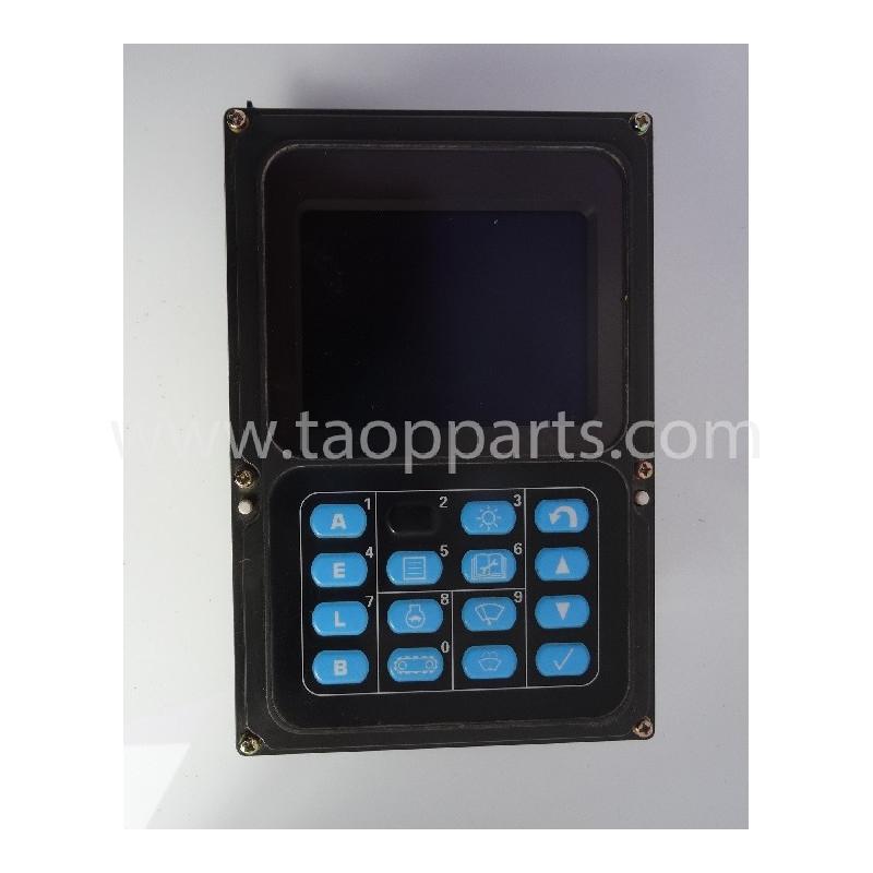 Monitor Komatsu 7835-12-1014 para PC340LC-7K · (SKU: 54168)
