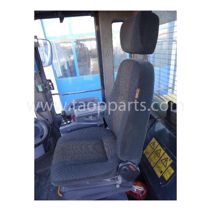 Assento condutor Komatsu 421-57-41110 WA480-6 · (SKU: 54213)