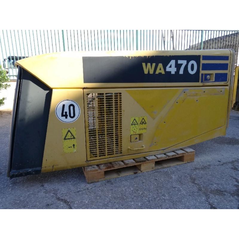 Komatsu Bonnet 421-54-H1A01 for WA470-5 · (SKU: 811)
