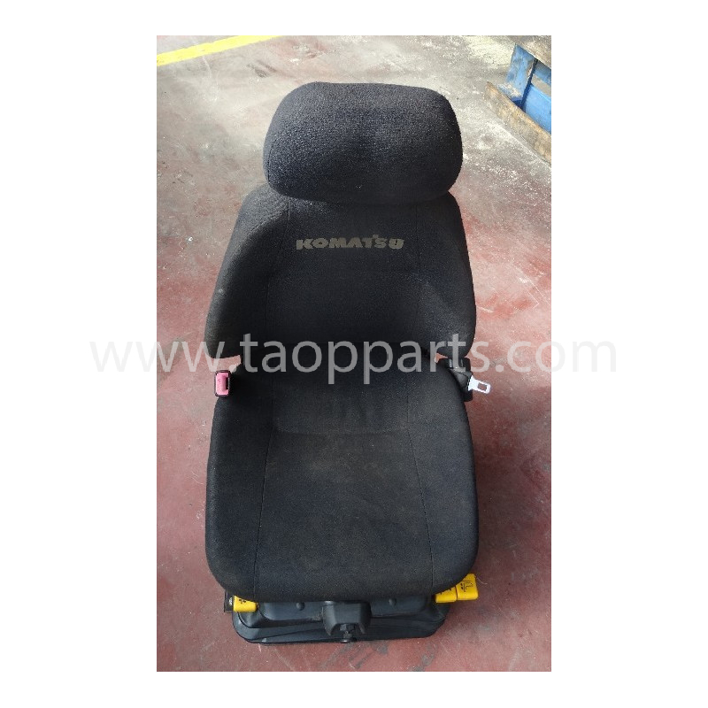 Komatsu Driver seat 20Y-57-41302 for PC210LC-8 · (SKU: 54221)