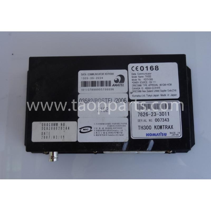 Controlador Komatsu 7826-23-3011 PC210LC-8 · (SKU: 54226)