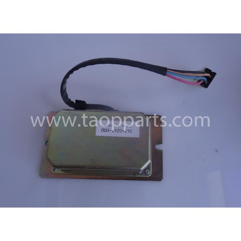 Controlador Komatsu 7861-94-2000 PC210LC-8 · (SKU: 54230)