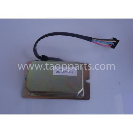 Komatsu Controller 7861-94-2000 for PC210LC-8 · (SKU: 54230)