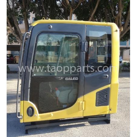Komatsu Cab 206-53-00084 for PC350-8 · (SKU: 54243)