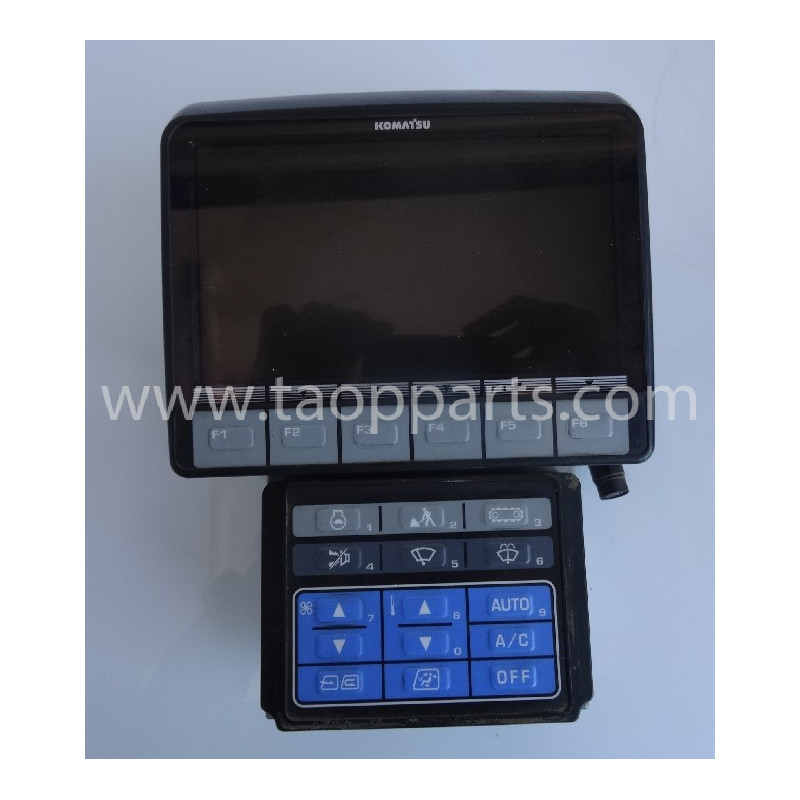 Cruscotto Komatsu 7835-31-1003 del PC210LC-8 · (SKU: 51071)