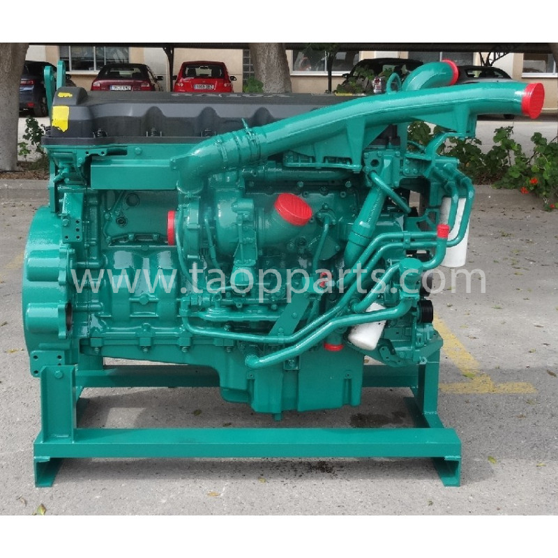 Volvo Engine 15004168 for L150E · (SKU: 52433)