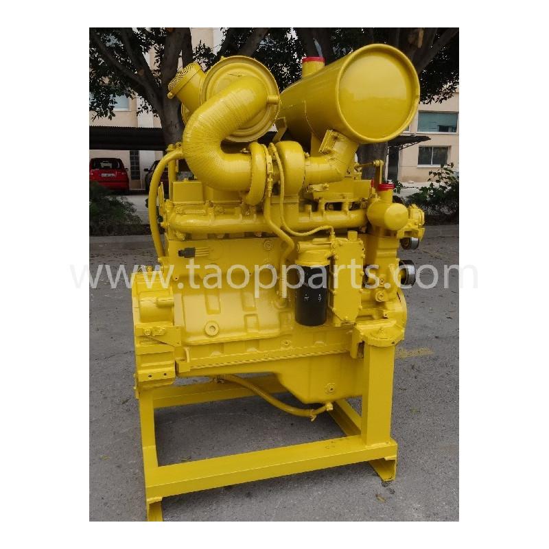 Silnik Komatsu 6CT8.3 dla modelu maszyny WA320-3H