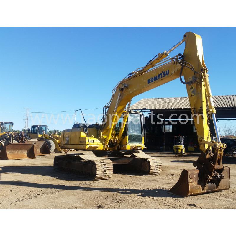 Excavadora de cadenas Komatsu PC240-7