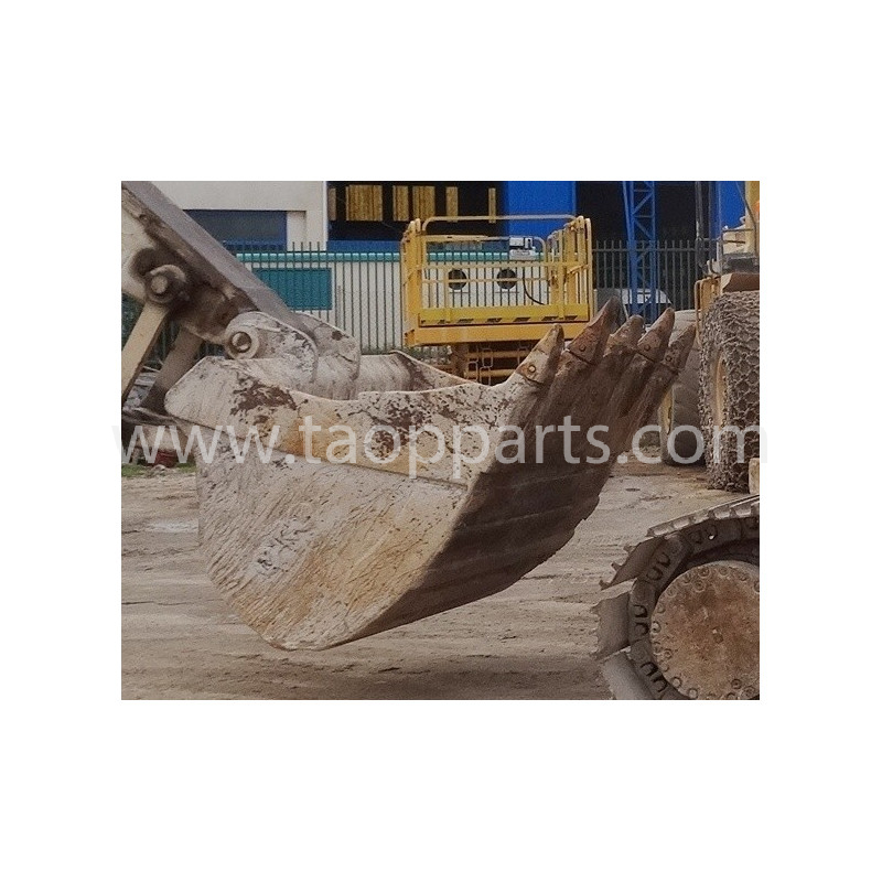 Komatsu Bucket 55555-00069 for PC340LC-7K · (SKU: 54269)
