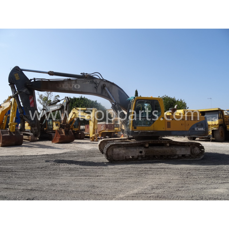 Excavadora de cadenas Volvo EC360BLC
