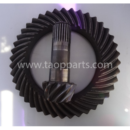 Komatsu Pinion and gear 424-22-31200 for WA470-5 · (SKU: 54317)