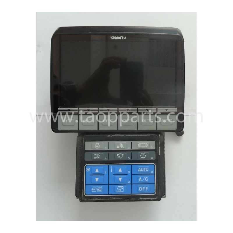 Komatsu Monitor 7835-30-1008 for PC240NLC-8 · (SKU: 54392)