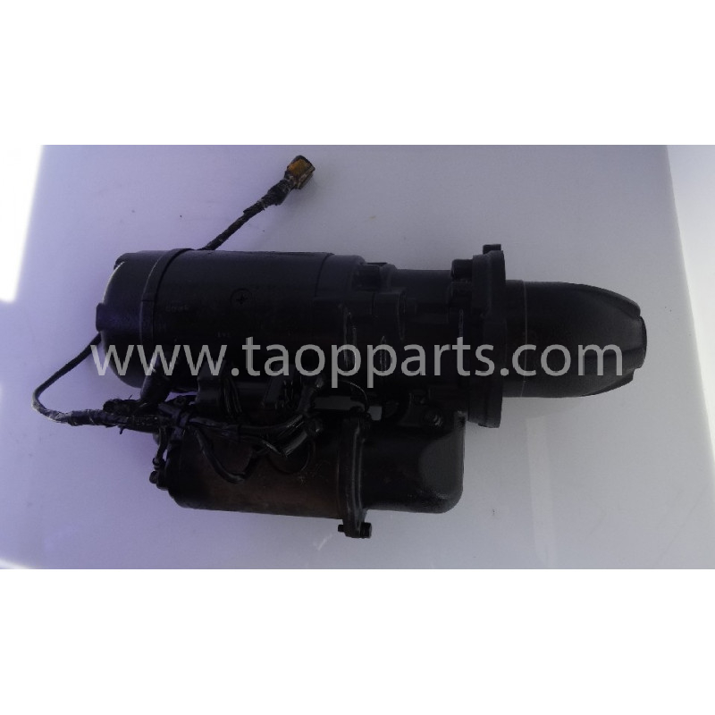 Komatsu Electric motor 600-813-7113 for WA600-3 · (SKU: 54432)