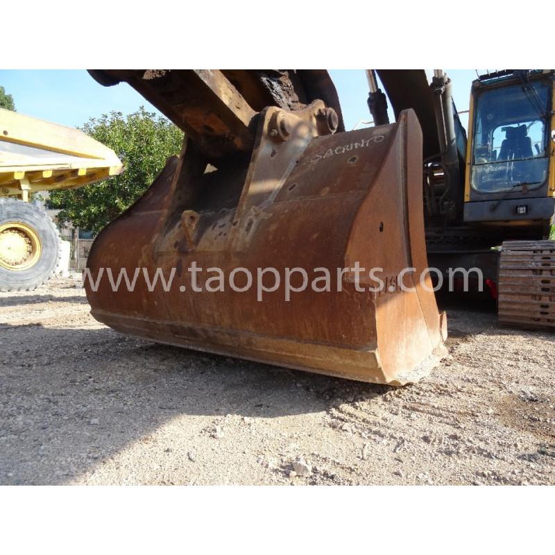 Volvo Bucket 77553 for Crawler excavator EC460BLC · (SKU: 53638)
