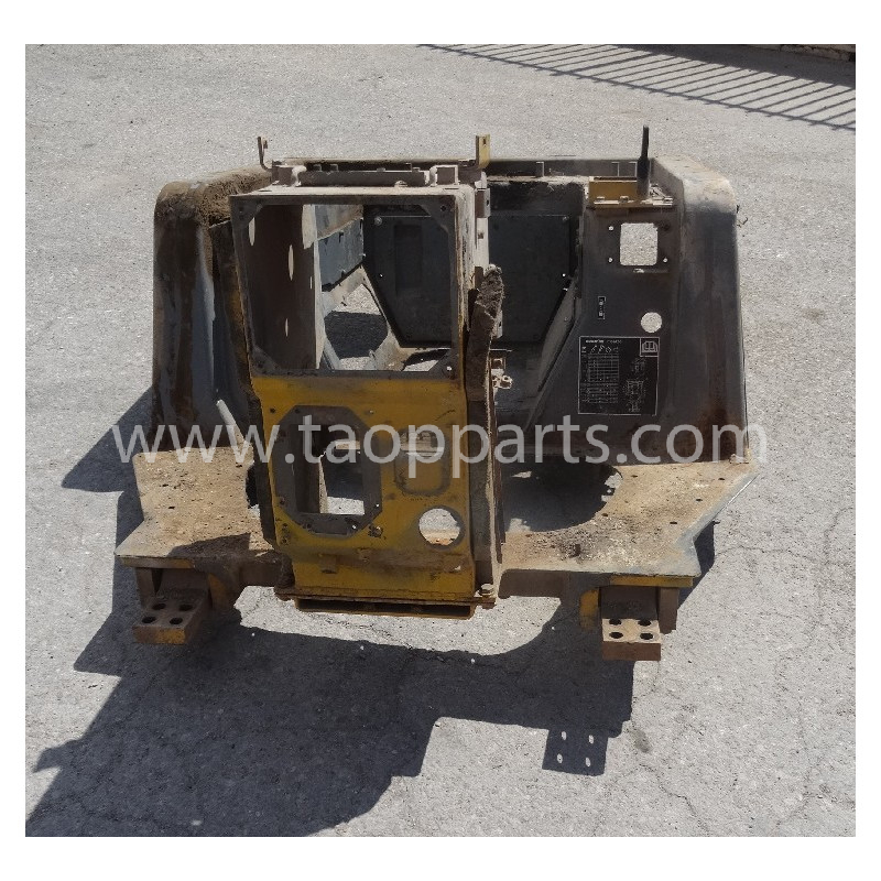 Chassis Komatsu 17A-54-16112 pour D155AX-3 · (SKU: 54514)