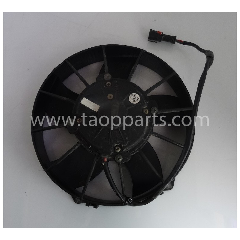 Komatsu Fan electric syst. 421-S62-HP49 for WA470-3H · (SKU: 54543)