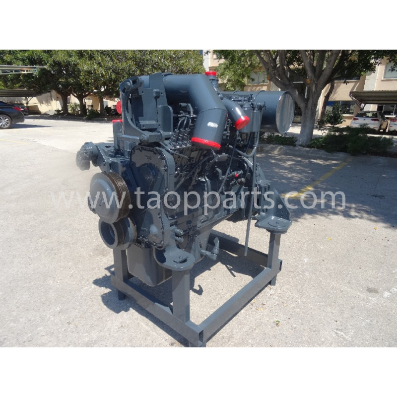 Komatsu Engine SAA6D114E-2 for PC340LC-7K · (SKU: 53499)