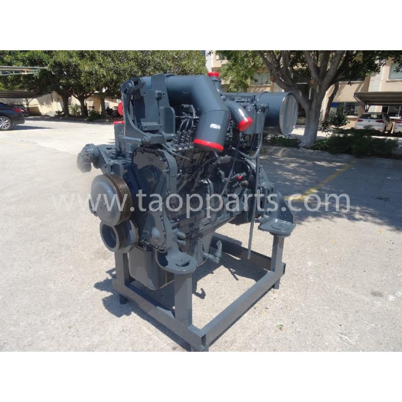MOTOR SAA6D114E-2 para EXCAVADORA DE CADENAS Komatsu PC340LC-7K · (SKU: 53499)