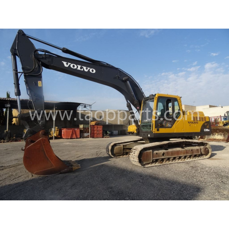 Excavadora de cadenas Volvo EC240 BNLC