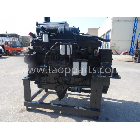 Komatsu Engine SA6D170E-2 for WA600-3 · (SKU: 54068)