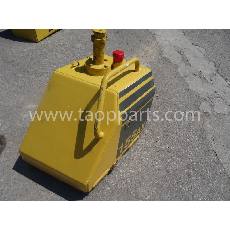 Reservoir hydraulique [usagé|usagée] Komatsu 17A-60-11181 pour D155AX-3 · (SKU: 54718)