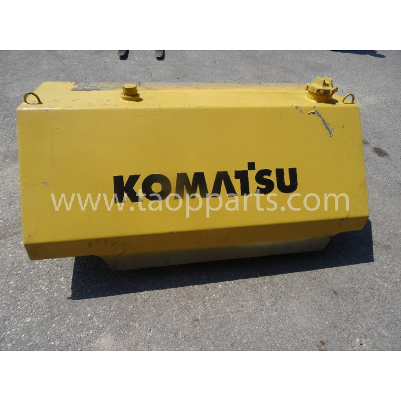 Komatsu Fuel Tank 17A-04-11111 for D155AX-3 · (SKU: 54719)