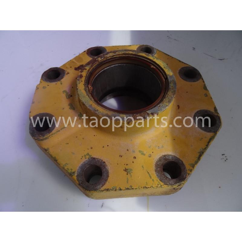 Couvercle syst. hydraulique [usagé usagée] Komatsu 707-27-28012 pour WA600-1 · (SKU: 54744)