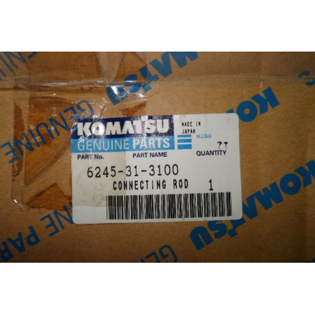 Komatsu Connecting rod 6245-31-3100 for HD465-7EO · (SKU: 863)