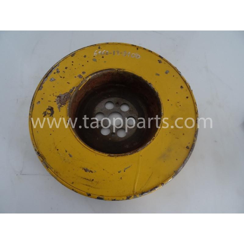 Damper Komatsu 6162-33-8100 pour WA600-3 · (SKU: 54778)