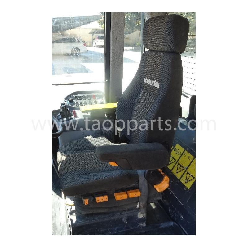 Komatsu Driver seat 421-57-41110 for WA480-6 · (SKU: 54795)